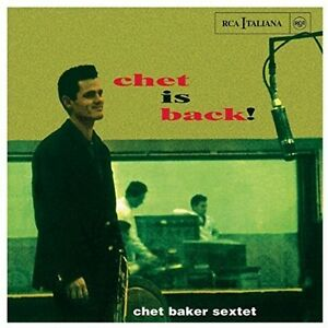 Chet-Baker-Chet-Is-Back-New-CD-UK-Import