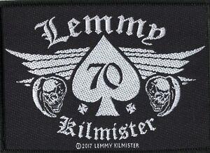 Motorhead-Lemmy-70-Woven-Patch