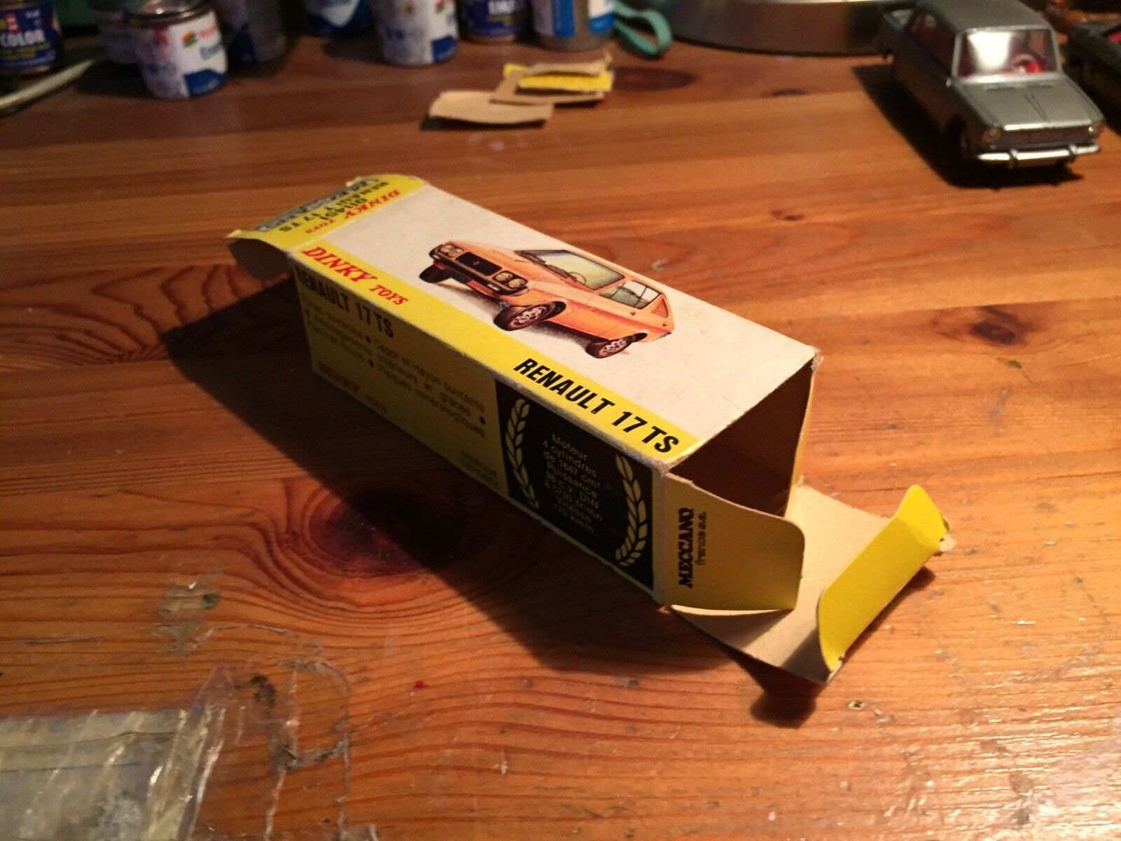 Obtén lo ultimo Dinky Dinky Dinky Juguetes boite d'origine Renault 17 TS  011451  ventas de salida