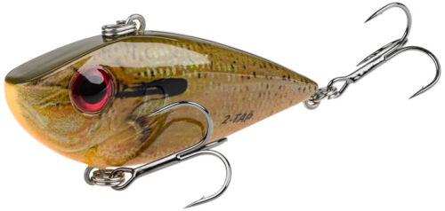 Lipless Crankbait Fishing Lure Strike King Red Eye Shad Tungsten 2 Tap 1//2 oz