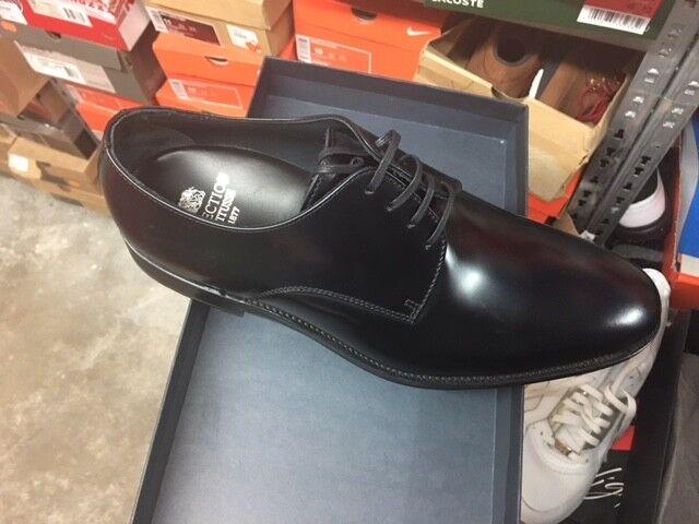 LOTTUSSE Selection Herren Schuhe Neu Jocker schwarz A2288  PELAR  Gr 10 NEW     Queensland