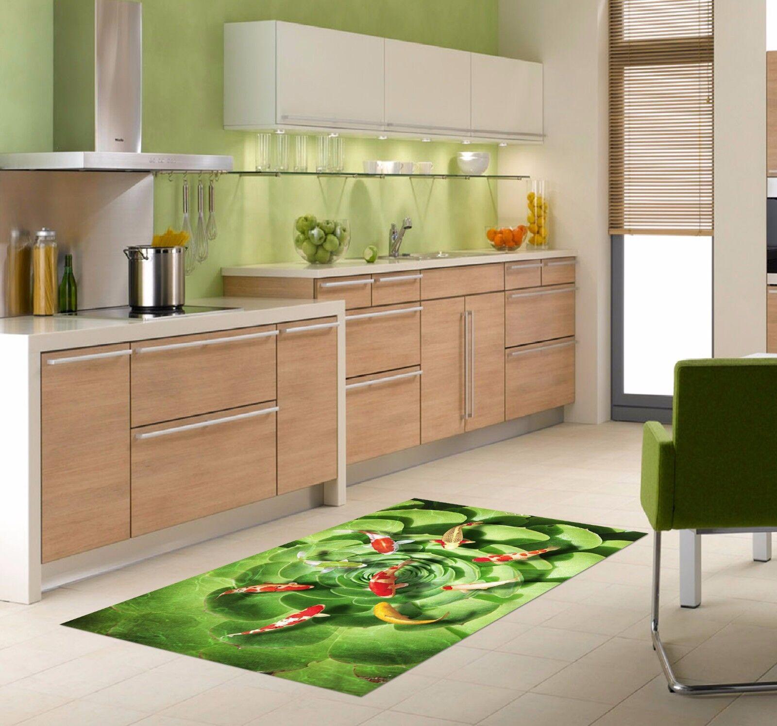 3D Succulents 854 Kitchen Mat Floor Murals Wall Print Wall AJ WALLPAPER AU Carly