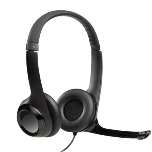 Logitech H390 ClearChat Comfort USB Headset 981-000014