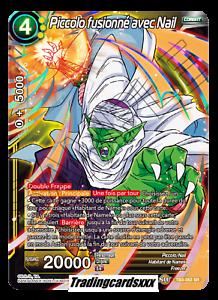 TB3-053 SR VF ♦Dragon Ball Super♦ Piccolo fusionné avec Nail