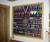 Sports Awards Display Case Medal Case Ribbons Case Medal Sports Display Frame
