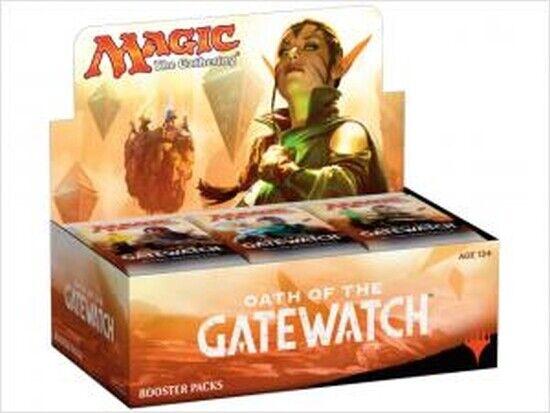 1x Oath Of The Gatewatch  Impulsor Caja Nuevo Sellado Producto - Magia