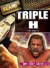 Triple H: No Mercy by Bridget Heos (Hardback, 2011)