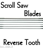 Scroll Saw Blades Reverse 6 Sizes Pack Of 36 Flying Dutchman By Pld