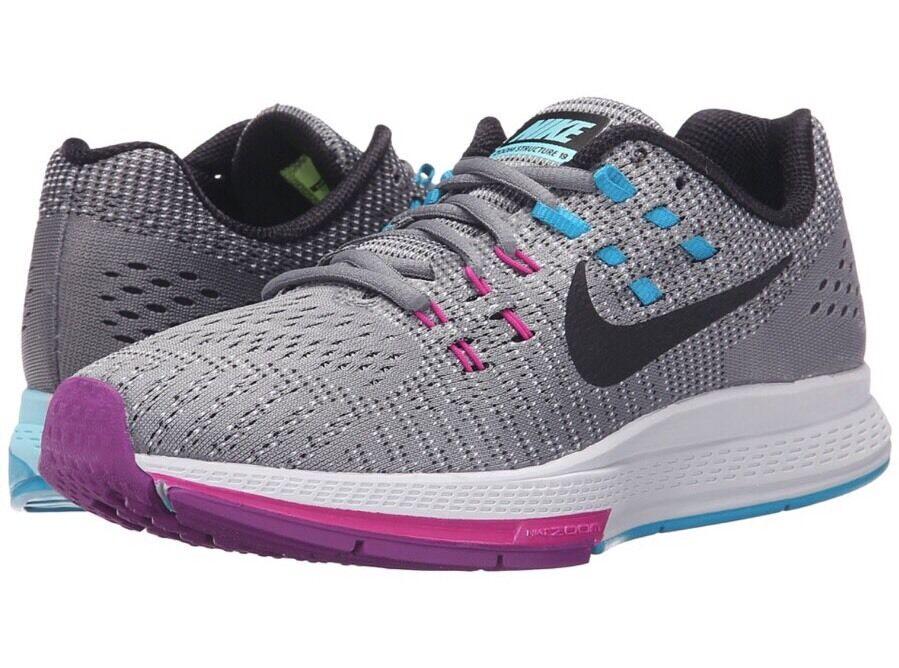 Nike, allenatore di corsa / yoga grey / bianco / arancio / blu ci taglia le donne