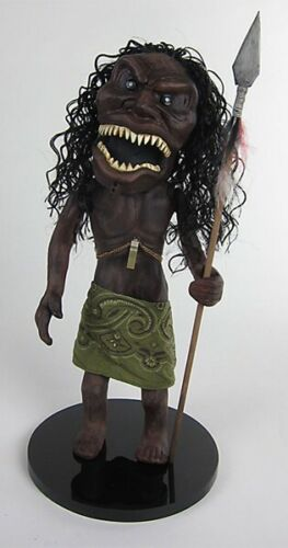 "Zuni Warrior Fetish Doll Trilogy of Terror 15/"" Prop Replica HCG NEW LIMITED"