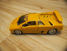 Bj.: 1990 1:18 Bburago gelb Lamborghini Diablo