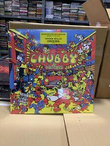 Chubby & The Gang LP Speed Kills Yellow Vinyl Versiegelt 2020