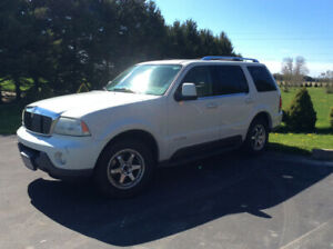 "2003 LINCOLN AVIATOR ""AS IS"""