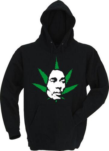 Bob Marley Reggae Gr S bis XXL Hoodie Kapu //