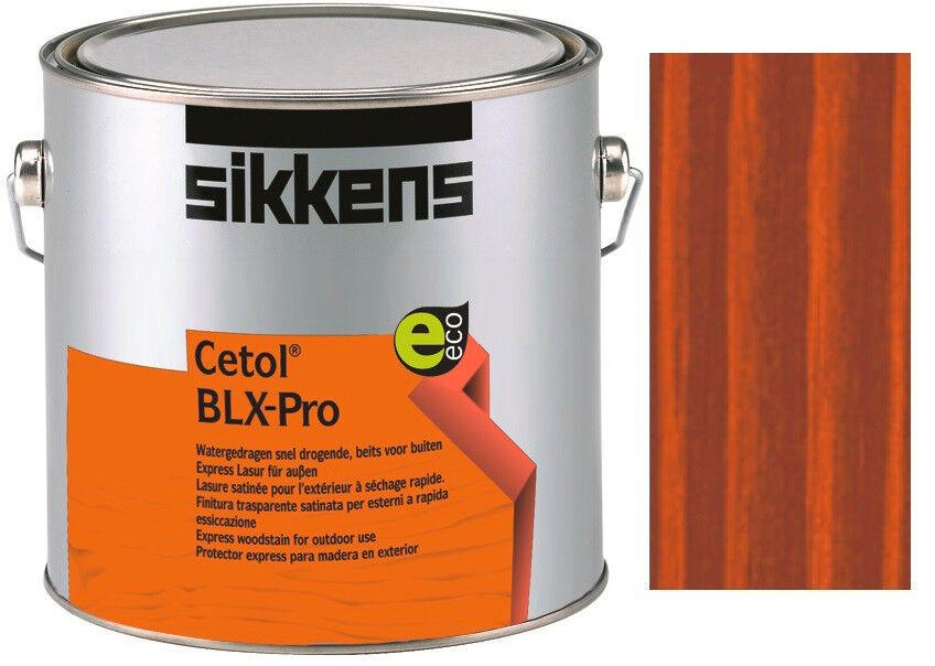 Sikkens Cetol BLX Pro Teak 085 - 2,5 Liter Holzlasur Holzschutz