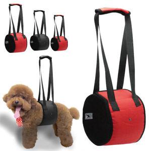 Hundegeschirr-Tragehilfe-Gehhilfe-Aufzug-Hund-Geschirr-Zum-Kleiner-Hund-S-M-L-XL