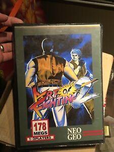 Neo Geo Art Of Fighting 2 MVS Cartridge