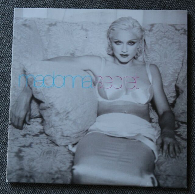 Madonna, secret, CD single 4 titres