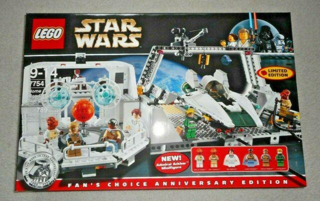 NEW LEGO 7754 Calamari Cruiser Star Wars Lando Calrissian General Torso