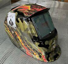 Bsgd Prosolar Auto Darkening Welding Helmet Arc Tig Mig Mask Grinding Welder