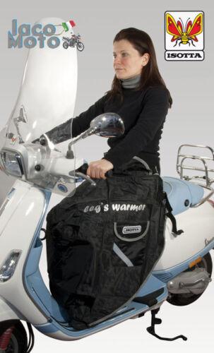 COPRIGAMBE TERMOSCUDO Parannanza Invernale Copertina ANTIPIOGGIA Moto Scooter