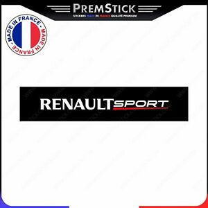 Stickers Renault Sport Autocollant Voiture Sticker Auto Tuning