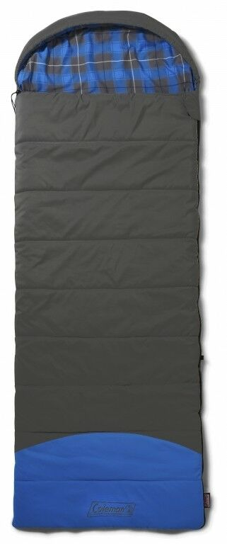 Coleman Sleeping Bag Rectangular Sleeping Bag Basalt 88 5 8x31 1 2in