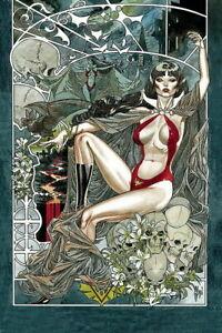 Vampirella-6-March-Virgin-Variant-Dynamite-Comic-Cover-1-40-Book-NM