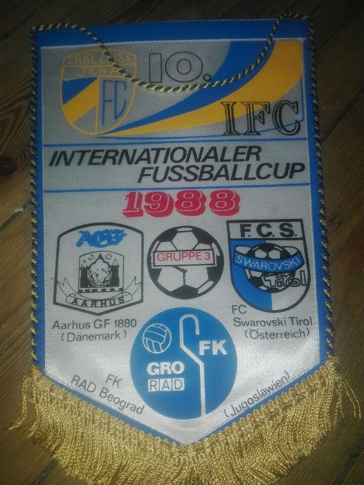Andre samleobjekter, AGF vimpel international fodbold