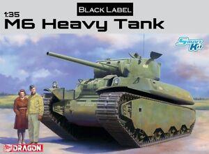 Dragon 6798 Maquette M6 Tank Lourd