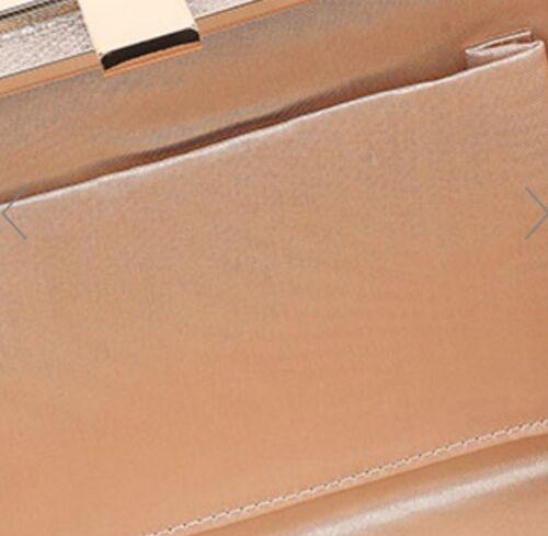 bandoulière en rose métallisé bandoulière Accessorize or Sac en Monsoon avec serpent qUTF0txH