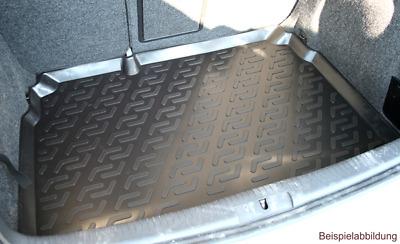 Kofferraum Wanne Schale Matte für VW Touareg 2 II SUV 5-Türer 2010