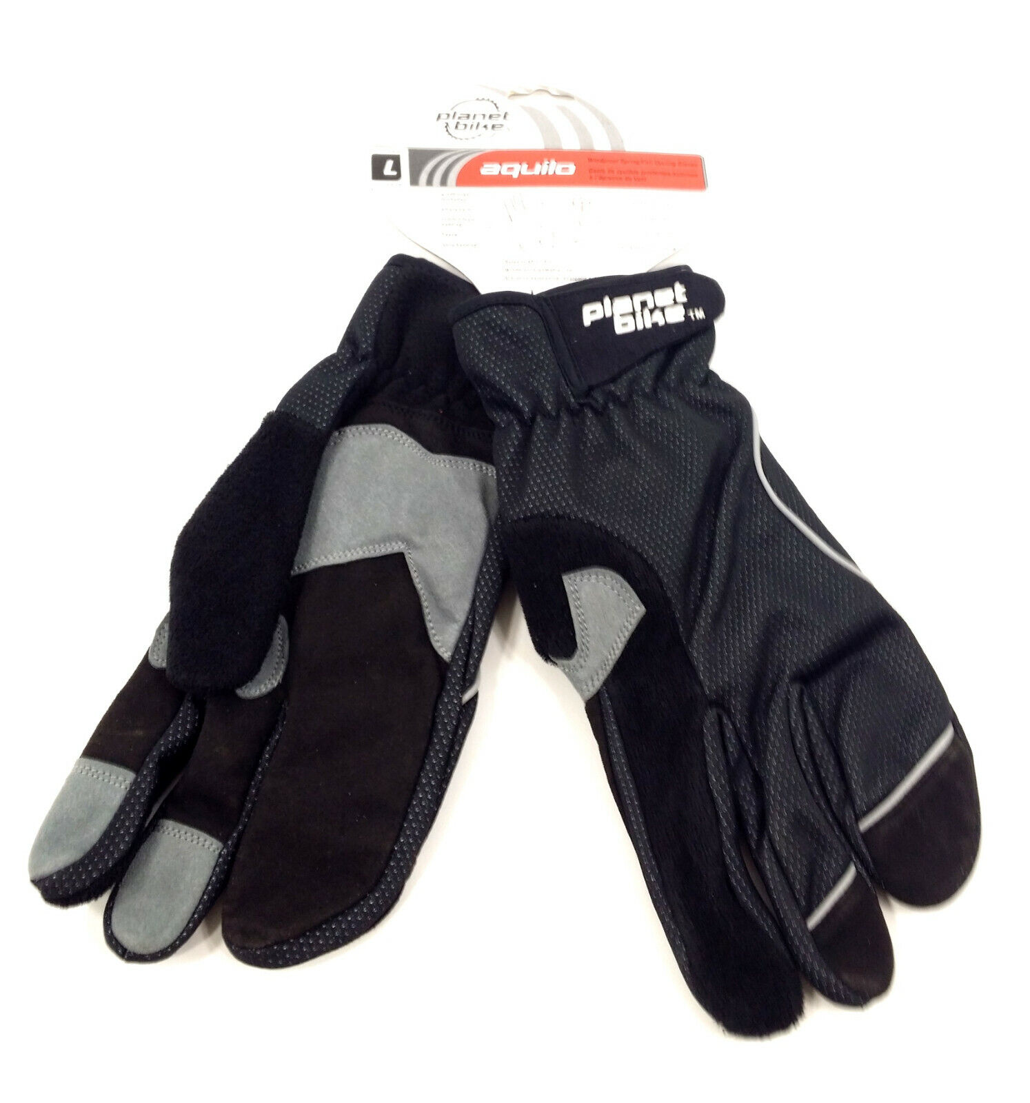 Planet Bike Gloves Aquilo Spring//Fall cycling glove Large unisex