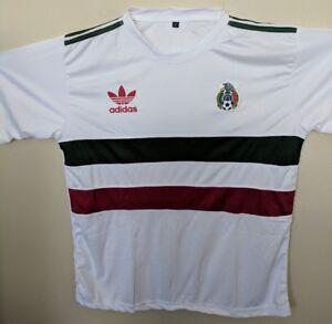 f1aedde7526c8 2018 FIFA World Cup Mexico Away Jersey Medium Adidas Originals