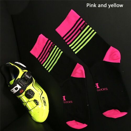 Riding Cycling Socks Breathable Sport Running Bicycle Ankle Socks Men//Women
