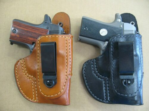 2 Azula TUCKABLE NON COLLAPSING In The Waist IWB Concealment Holster ..Choose