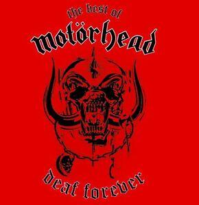 MOTORHEAD the best of - deaf forever (CD compilation) heavy metal, hard rock