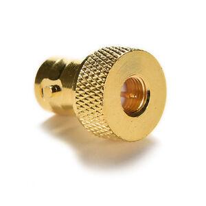 1x-Adapter-BNC-Buchse-auf-SMA-Stecker-HF-Stecker-gerade-Vergoldung-ZP