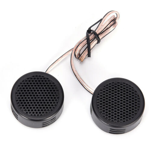 2Pcs 500 Watts Car Audio Super Power Loud Dome Stereo Tweeters Speakers ·For Car