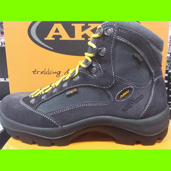 Schuhe GTx- AKU 487 Winter track GTx- Schuhe 035 Grigio-42 7fde21