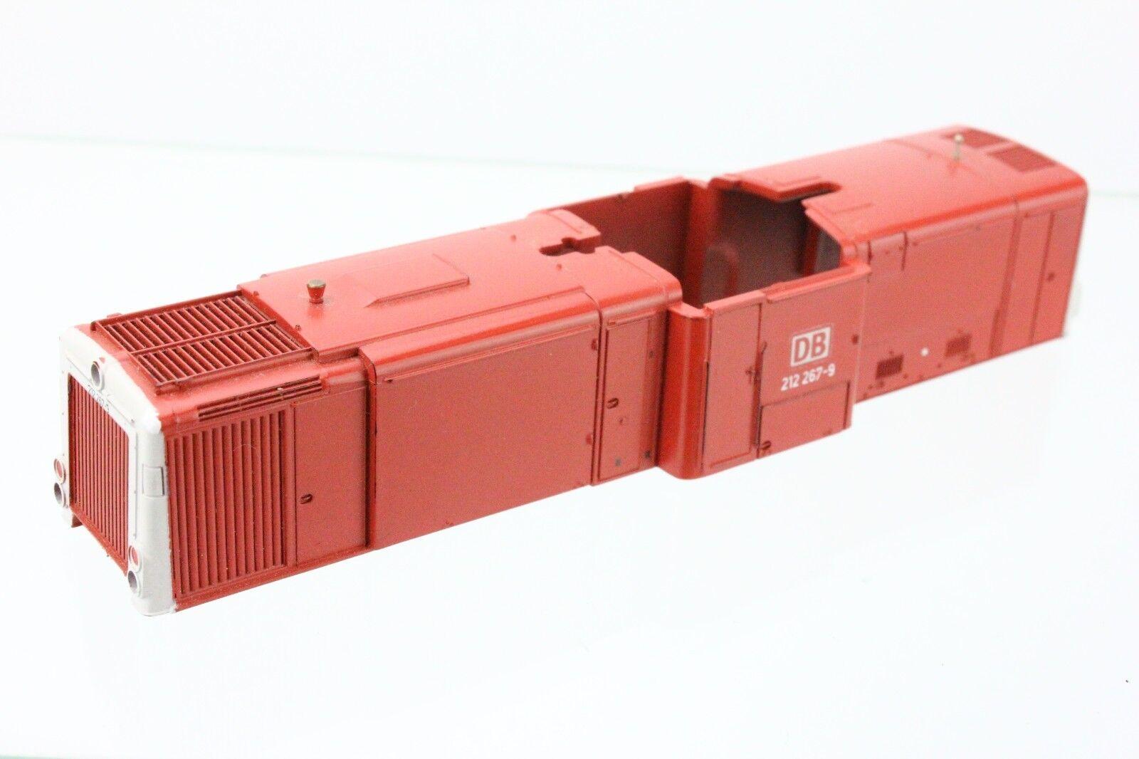 Märklin 577840 Gehäuse Aufbau für Diesellok V100 BR 212 267-9 (33723 orientrot)  | Outlet Online Store