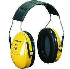 3M PELTOR OPTIME 1 - MUFF HEADBAND EAR DEFENDER H510A NOISE LEVEL REDUCTION