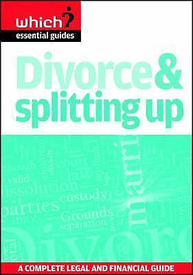 Divorce & Splitting Up: A Complete Legal and Financial Guide-ExLibrary