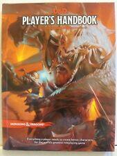 PLAYER'S HANDBOOK 5th 5e 5.0 Fifth D&D DnD HC NEW Dungeons DragonsWizards Core