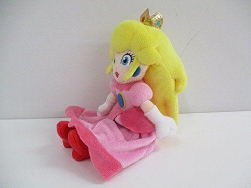 Action- & Spielfiguren Plüsch-Super Mario Bros Prinzessin Peach Plüschtier Spielzeug Kind Puppe Mädc NP