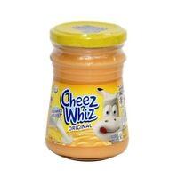Original Cheez Whiz 220g Creamier Cheese & Milkier Ships Fast Usa Seller