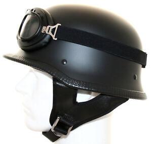 Oldtimer Retro Wehrmacht Helm Brille S50 S51 Schwalbe Star SR
