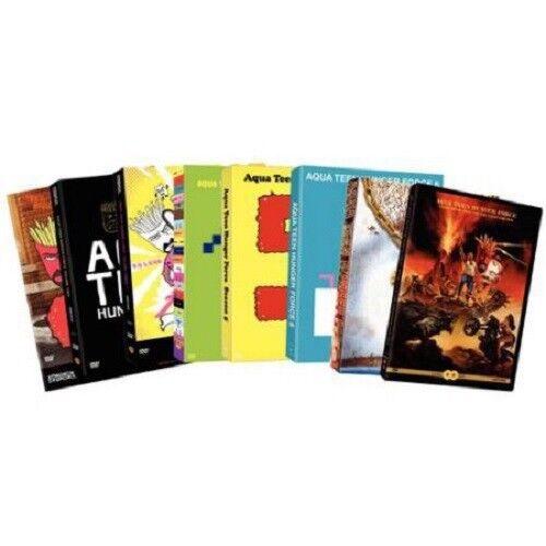 Aqua Teen Hunger Force TV Series Complete Volume 1-7 + Movie NEW 16-DISC DVD SET