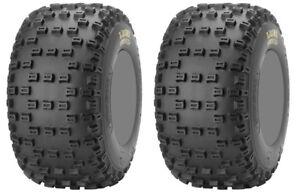 Pair-2-ITP-Turf-Tamer-Classic-MX-18x10-8-ATV-Tire-Set-18x10x8-18-10-8