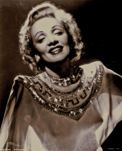 RARE STILL MARLENE DIETRICH SEE THROUGH BRA